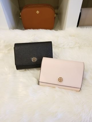 Tory Burch 折りたたみ財布 【即発◆3-5日着】TORY BURCH◆ROBINSON MEDIUM WALLET◆46408◆