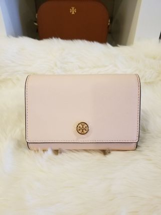 Tory Burch 折りたたみ財布 【即発◆3-5日着】TORY BURCH◆ROBINSON MEDIUM WALLET◆46408◆(10)