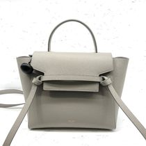 大人気カラー【CELINE】Belt Bag Micro (Clay)