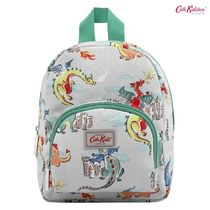 Cath Kidston★KIDS MINI RUCKSACK W/CHEST STRAP DRAGONS