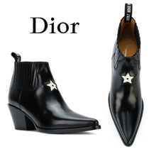 【18SS】大注目!!★Dior★star ankle cowboy boots