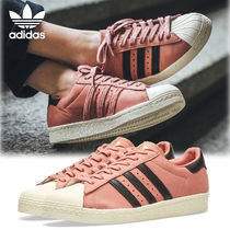 海外限定☆Adidas Superstar 80s Decon W スーパースター PINK