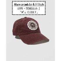 Abercrombie&Fitch(アバクロ)ロゴキャップ