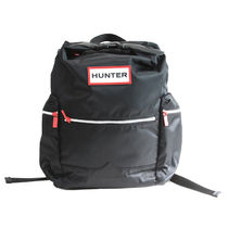 HUNTER(ハンター) バックパック・リュック ハンター HUNTER UBB6017ACD-BLK  バックパック リュックサック