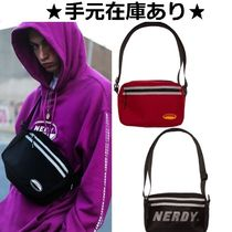 "人気!NERDY ノルディ☆2Way Mini Bag ""Block B""""ZICO"""