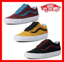人気【VANS】★ OLD SKOOL OVERSIZED LACE ★3色☆スウェード☆