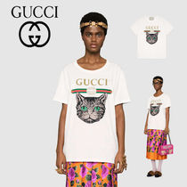 【GUCCI】Soave Amore Guccification T-shirt 9264