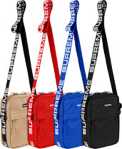 Week1!SUPREME18SS★1050D Cordura Ripstop Nylon Shoulder Bag