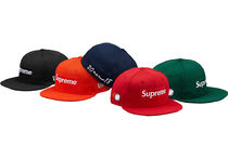 Week1新作!SUPREME18SS★MESH BOX LOGO NEW ERA