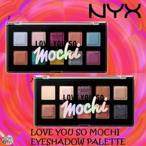 NYX☆LOVE YOU SO MOCHI EYESHADOW PALETTE アイシャドウ