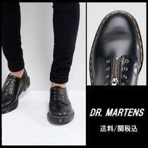 【Dr Martens】Fusion 3 Eye Zip Shoes 1461 ジップデザイン 黒
