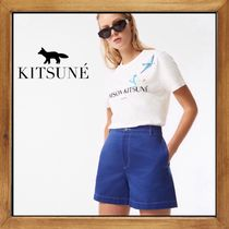 ★★MAISON KITSUNE《 LOVE BIRDS TEE-SHIRT 》送料込み★★