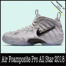 ★【NIKE】追跡発送 ナイキ Air Foamposite Pro All Star 2018