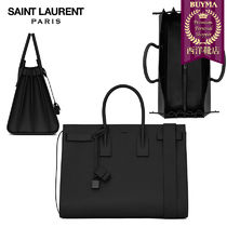 【正規品保証】SAINT LAURENT★18春夏★CARRY ALL BAG_BLACK