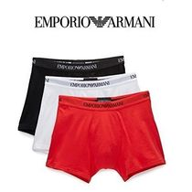★送料・関税込み★3 Pack Genuine Cotton Boxer Briefs