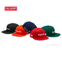 新作★SS18 Supreme Mesh Box Logo New Era/選べるカラー