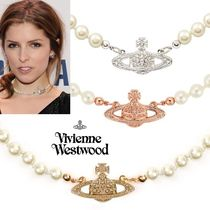 ◆VivienneWestwood◆パール♪Mini Bas Relief Pearl Choker