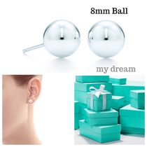 【Tiffany&Co】HardWear Ball Earrings in silver (8ミリ)