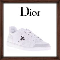 ★★DIOR《  WHITE LEATHER SNEAKERS  》送料込み★★