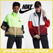 【送料関税込】NIKE☆Color Blocking Jacket