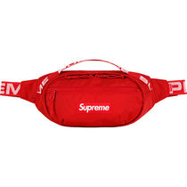 Week1 SS18【Supreme】Waist Bag