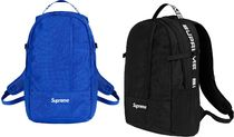 Week1 SS18【Supreme】Backpack