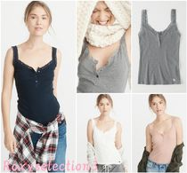 【Abercrombie&Fitch】LACE TRIM CAMI☆便利なレースキャミ☆