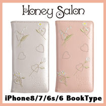 HONEY SALON Betty Boop iPhone6/6S/7/8対応手帳型ケース