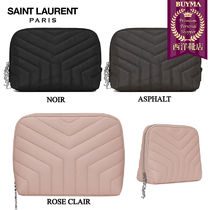 【正規品保証】SAINT LAURENT★18春夏★LOULOU MAKEUP BAG