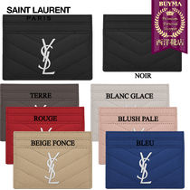 【正規品保証】SAINT LAURENT★18春夏★MONOG CREDIT CARD CASE