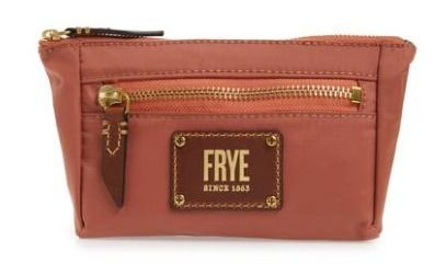 Frye☆シンプルで格好いい!Ivy Cosmetic Pouch