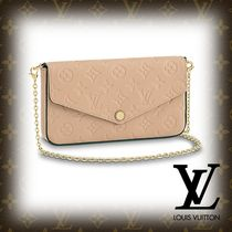 2018SS【LOUIS VUITTON】 ポシェット・フェリーチェ パピルス