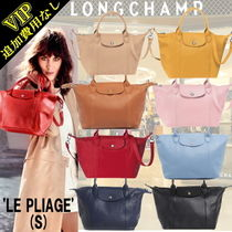 "◆◆VIP◆◆ ロンシャン  ""LE PLIAGE CUIR"" (S)  2Way バッグ"