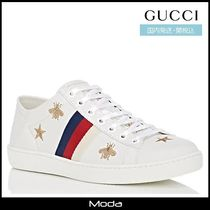 ★GUCCI★Ace bees and stars スニーカー ホワイト〈関税込〉