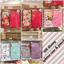 ディズニー - iPhone case - Case & Pouch Set