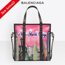 VIPセール♪国内発♡BALENCIAGA Bazar New York Shopper S