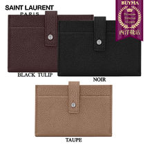 【正規品保証】SAINT LAURENT★18春夏★SOUPLE CREDIT CARD CASE