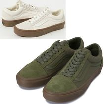 VANS☆OLD SKOOL ガムソール (22‐29㎝)