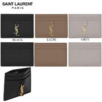 【正規品保証】SAINT LAURENT★18春夏★YSL CREDIT CARD CASE