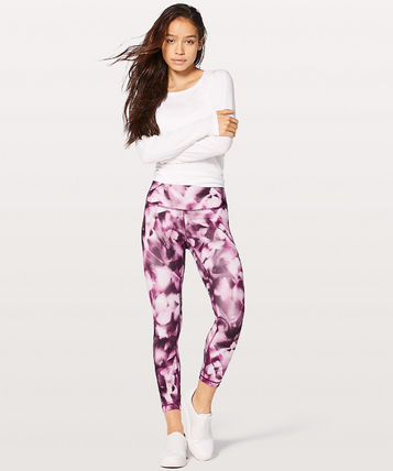 SALE*Wunder Under Hi-Rise 7/8 Tight FULL-ON LUX*candy Pink