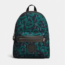Coach ◆ 28757 Coach x Keith Haring academy backpack