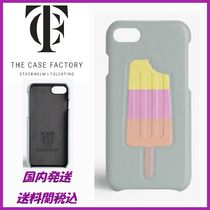☆THE CASE FACTORY☆POPSICLE NAPPA CLAY iPhone7/8 送関込