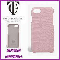 ☆THE CASE FACTORY☆LIZARD ROSE iPhone7/8 国内発/送関込