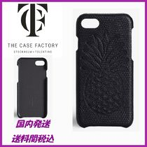 THE CASE FACTORY(ザ ケース ファクトリー) スマホケース・テックアクセサリー ☆THE CASE FACTORY☆PINEAPPLE LIZARD iPhone7/8 国内発/送関込