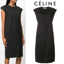 【18SS】大注目!!★CELINE★bias detail dress