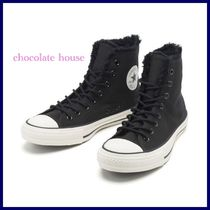 国内発【CONVERSE】ファー コンバース ALL STAR INFUR HI  BLACK