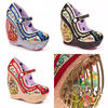 【IrregularChoice】Ava's Aviary 3color