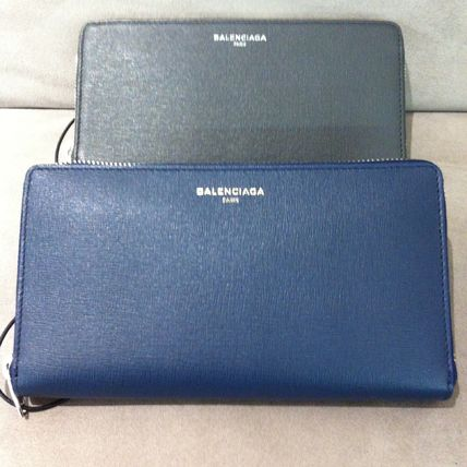 BALENCIAGA 長財布 【BALENCIAGA】ユニセックスEssential Zip Around 長財布(4)