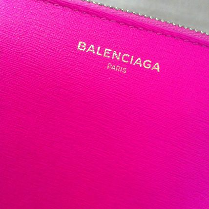 BALENCIAGA 長財布 【BALENCIAGA】ユニセックスEssential Zip Around 長財布(8)