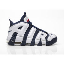 Nike AIR MORE UPTEMPO MENS 25.0-32.0cm Olympic MIDNIGHT NAVY